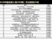 《2019中國品fang)迫ren)物500強》研究報告