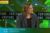 Gillian Tans︰中國是Booking非常重要的市場