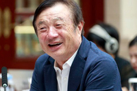 任正(zheng)非︰人(ren)類在新技術面(mian)前bai)芑嶗li)用(yong)它(ta)造福社會
