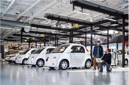 自动驾驶2030年前或难盈利 车企联手