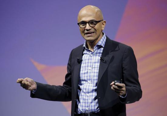 微软三季度营收超预期 盘后涨3%距万亿市值一步之遥