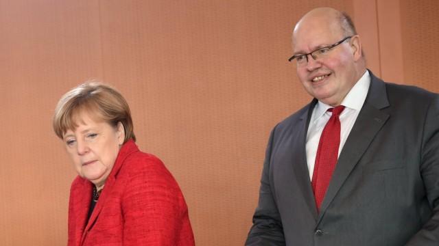 德经济部长:中美贸易摩擦正影响