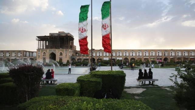 伊朗最高领袖说美国