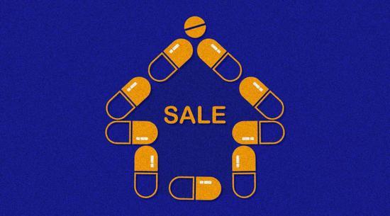 海正药业挂牌卖房背后:坏账计提