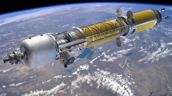 俄罗斯正研发核动力火箭 称马斯克