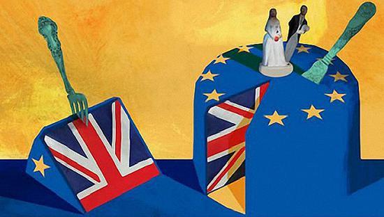 欧盟和英国据称讨论延长过渡期 以达成英国脱欧协议