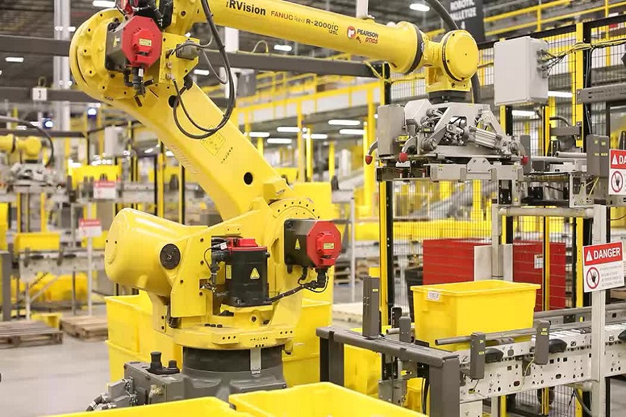 工业机器人市场未受贸易摩擦影响 中国销量大幅增长