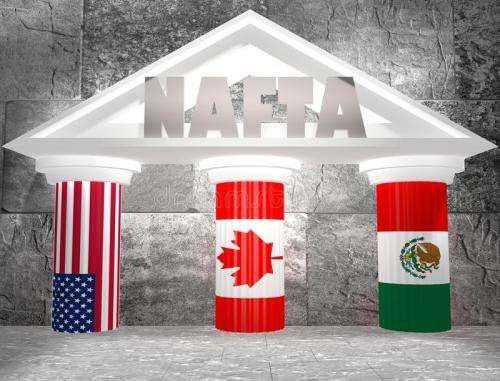 新Nafta达成提振墨西哥比索和加元