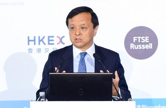 香港交易集团行政总裁:李小加