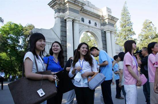 QS全球大学排名:清华再接再厉升至第16位