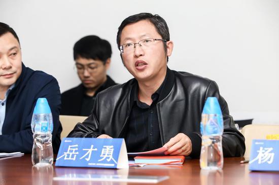 岳才勇:新浪股民维权和黑猫投诉帮助投资者维护权益