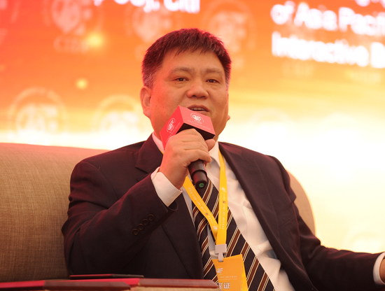 宏源期货有限公司董事长 王化栋