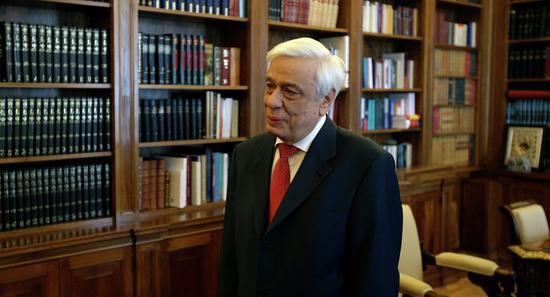 希腊总统帕夫洛普洛斯