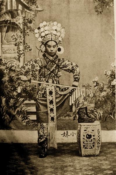 """拍摄晚清中国人 一部关于""""形象""""的文化史"""