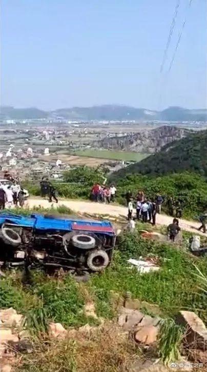 温岭农用车侧翻致12死,都是寺庙放生归来的白叟