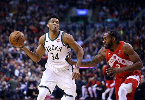 NBA分区决赛打响:字母哥对战伦纳德,开拓者再次逆天改命?