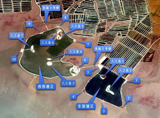 辽宁凌海等地违法围填海势头不减 化整为零分散