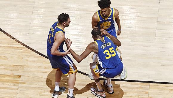 杜兰特跟腱断裂,整个NBA都疼了一下
