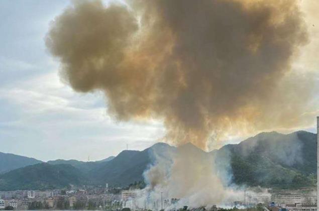 浙江槽罐车爆炸事故搜救结束!液化气的威力为