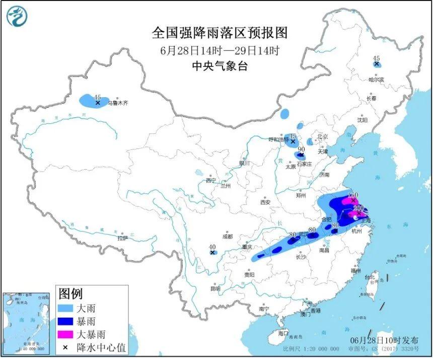 南方多地暴雨成灾,中央气象台连续27天发布暴雨预警,四川冕宁县