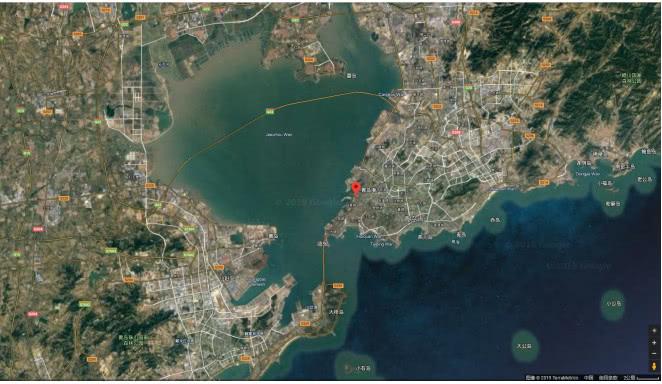 """青岛港:""""北港西进"""",打造东北亚航运中心"""