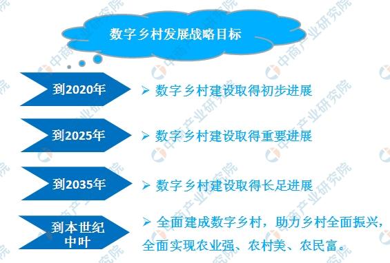 数字乡村发展战略纲要:培育农村