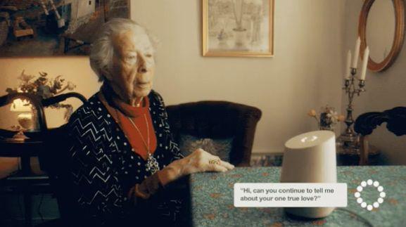 AI帮你记录人生故事,说给后代听