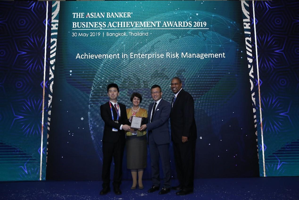 360金融荣膺《亚洲银行家》2019年度风控和技能立异双料大奖