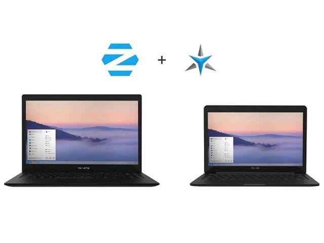 这家公司号称英国苹果 新品预装Zorin OS