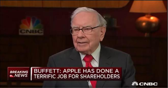 巴菲特投资苹果一手采访细节及对