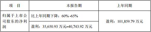 又壹条白马股被质怀疑难造假 纯利急跌60% 市值挥动发