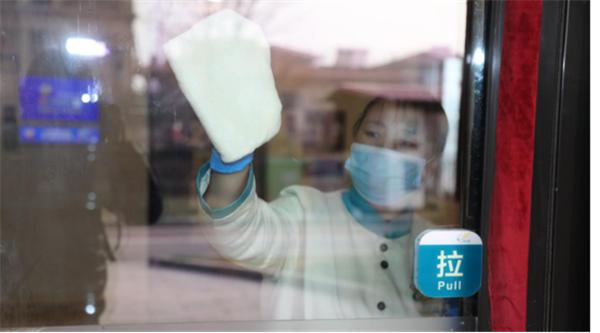 杭州运输公司于秀艳:一万八千步的守卫