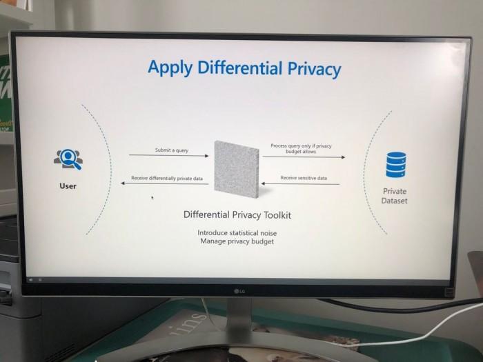 微软与哈佛大学合作开源差分隐私平台