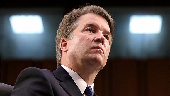 三振出局?美大法官候选人上电视回应性侵丑闻三宗罪