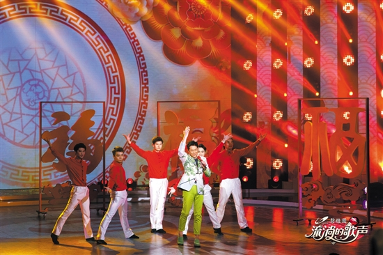 蔡国庆真情表达 就是最好的演唱技巧