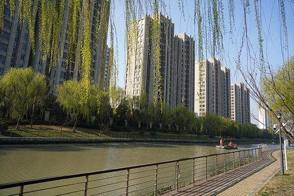 绿溢上海|42公里长贯穿5个街镇,闵行绿道还将有科普功能