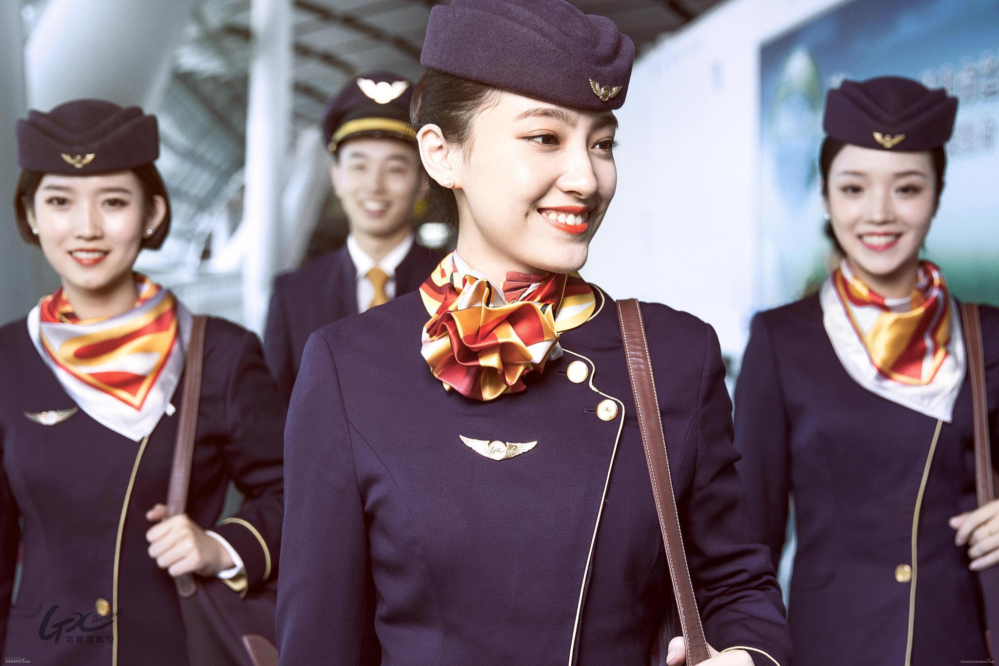 北部湾航空将举行乘务员专场招聘