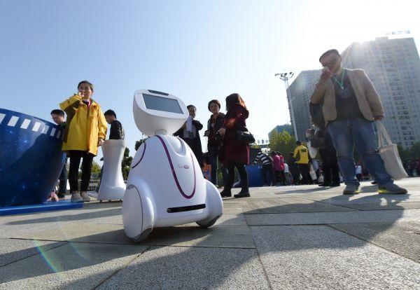 西媒称AI竞赛是21世纪