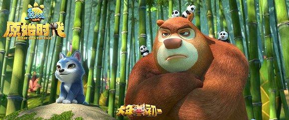 影讯 | 《小猪佩奇过大年》定档大年初一 宋祖儿加盟《熊出没·原始时代》配音阵容