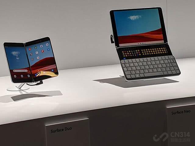 攜雙屏Android重歸手機戰場,但等待微軟的依然是-鄭州小程序開發