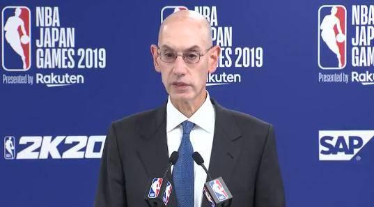 莫雷事件持续发酵,11家中国品牌柯文哲 上海 宣布中止或暂停与NBA合作,肖华连夜抵达上海