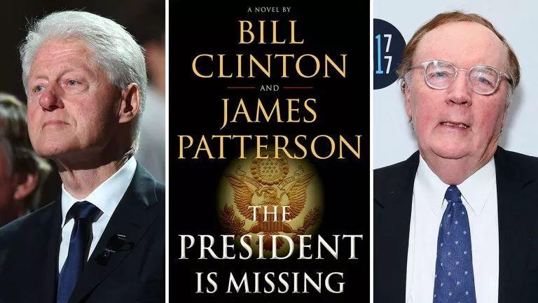 只有总统才能写出的惊悚小说