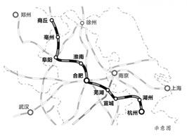 从湖州到杭州西,再到黄山旅游转车太烦?以后坐高铁就行了