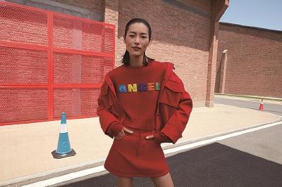 这些时髦的衣服,来自中国设计师