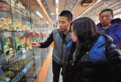 出境游直奔俄罗斯 中国游客去年达184.74万人次