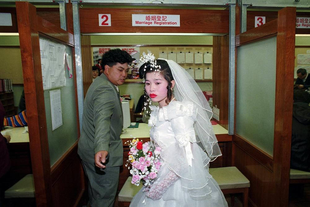 浪漫与现实中的跨国婚姻