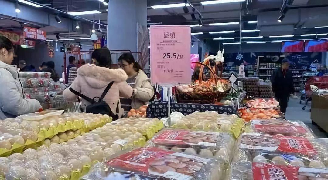 广州蚂蚁搬迁 猪肉跌价鸡蛋也降!终于能安心过年了?