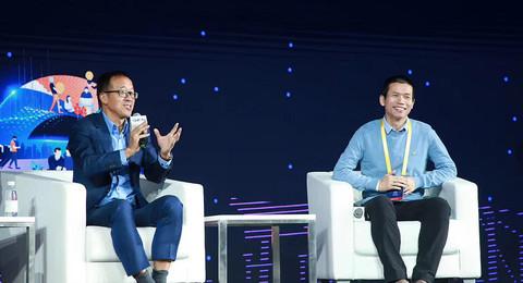 俞敏洪对话张邦鑫:要把农村普通高中的高考入学率提升20%