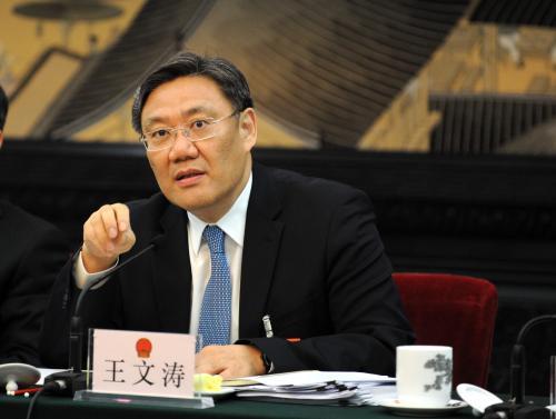 黑龙江省长王文涛:加大力度整治黑龙江旅游市场秩序