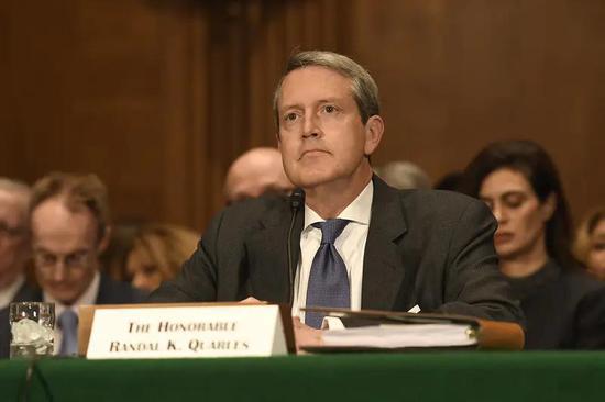 美联储副主席:国债市场或需要美联储长久支持-找外汇交易商